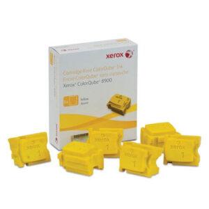 Bastão de Cera Xerox Amarelo 16.9K