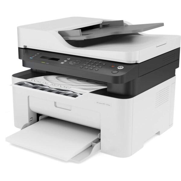 Multifuncional HP Laserjet Mono M137FNW - 4ZB84A#AC4