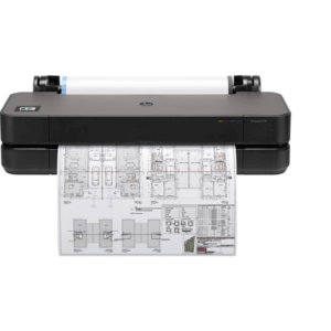 "Impressora Plotter HP DesignJet T250 24"" - 5HB06A#B1K"